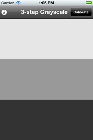 ISF Greyscale Comparator - náhled