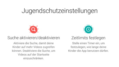 Screenshot for YouTube Kids in Austria App Store