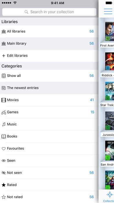 Fantastic Library Screenshots