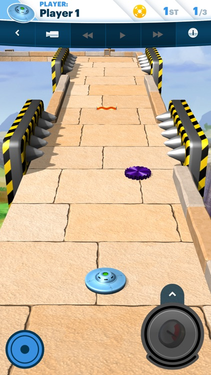 Disc Drivin' 2 screenshot-2