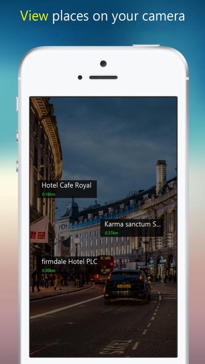 Places Around Me screenshot-4