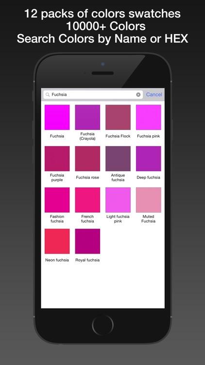 Color Inspiration Tool screenshot-5