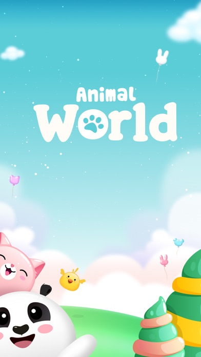 Screenshot for 动物消消乐园 -呆萌宠物宝宝的欢乐消除世界 in Canada App Store