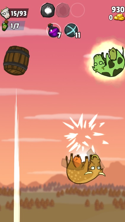 Tap Tap Cows - Cow Land screenshot-3