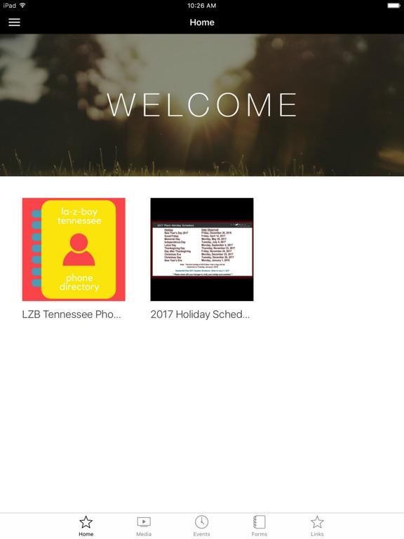 La-Z-Boy Tennessee screenshot 4