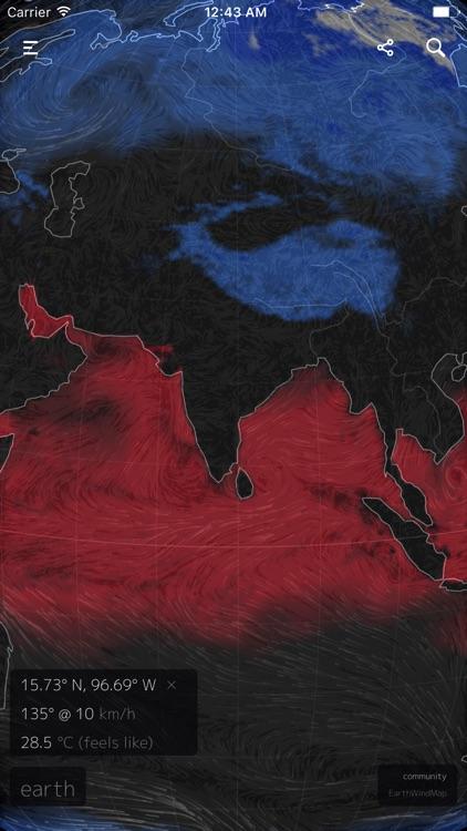 Earth Weather Live screenshot-3