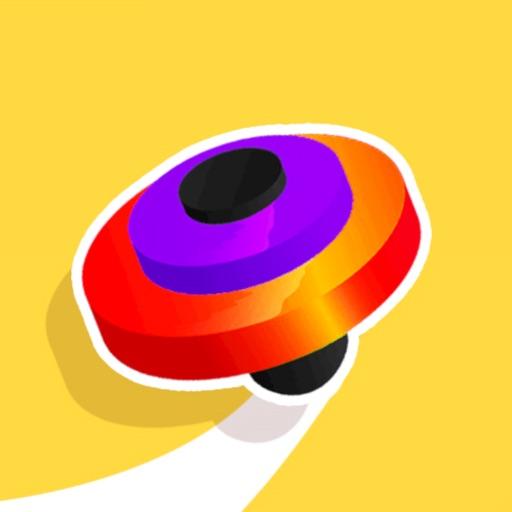 Spinner.io app for ipad