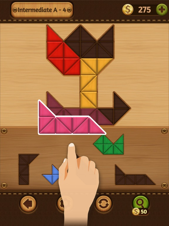 Block Puzzle: Wood Collection screenshot 12