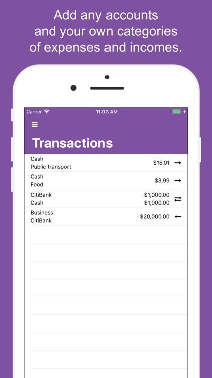 Strong Budget screenshot-3