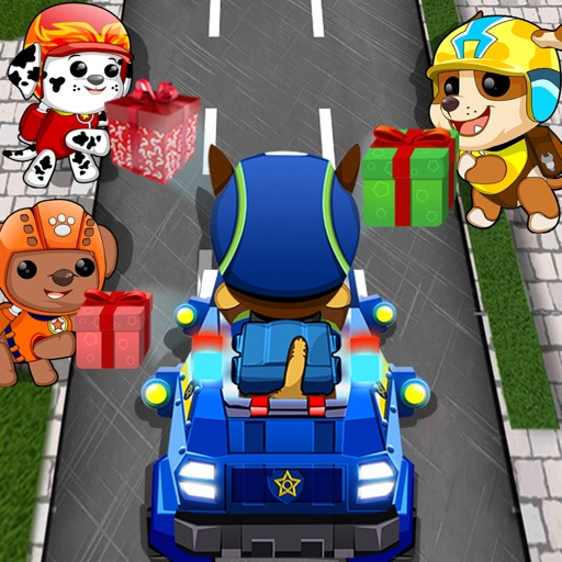 Paw Puppy Gift Share Mission iOS App