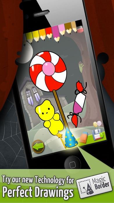 ハロウィン: 赤ちゃんのためのゲームのおすすめ画像5