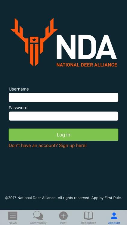 NDA App