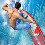 Hack Flip Surfing Diving Stunt Race