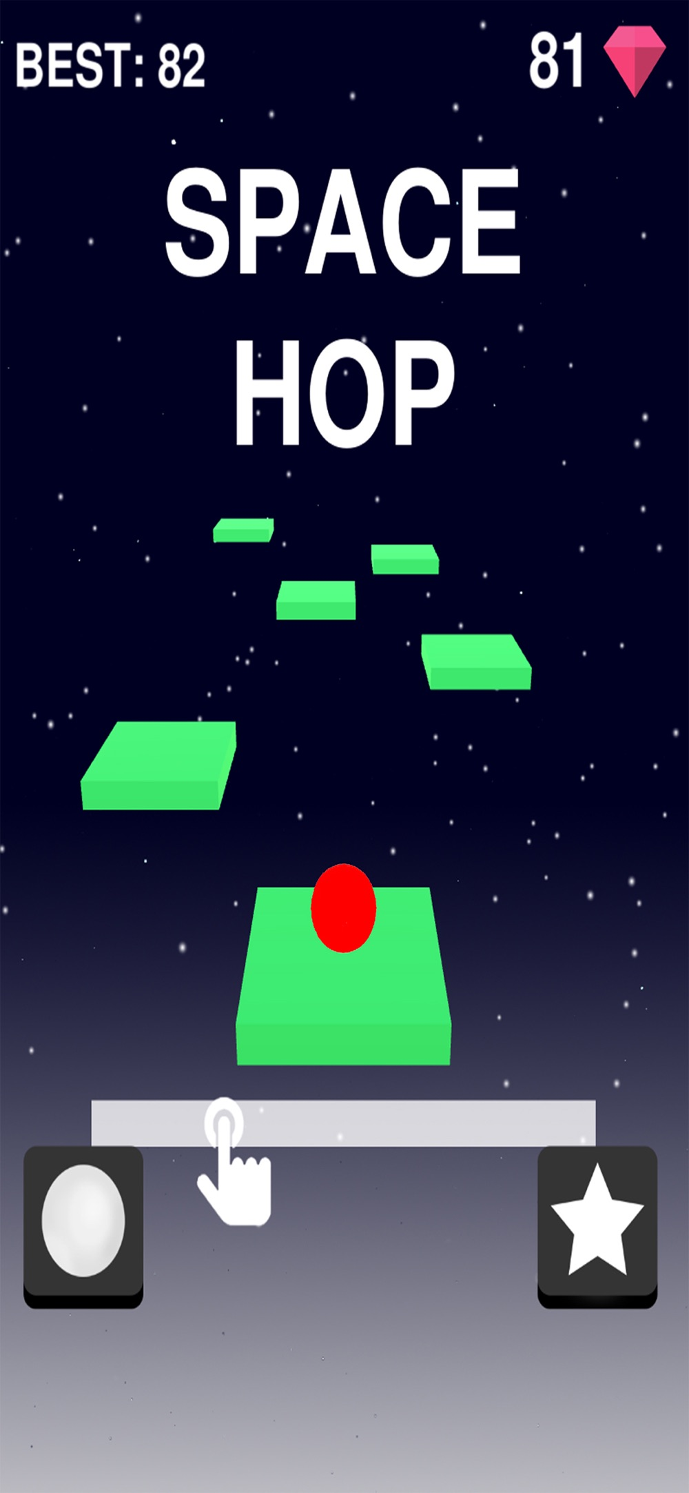 Space Hop Cheat Codes