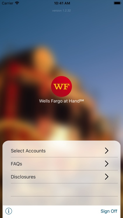 Wells Fargo at Hand