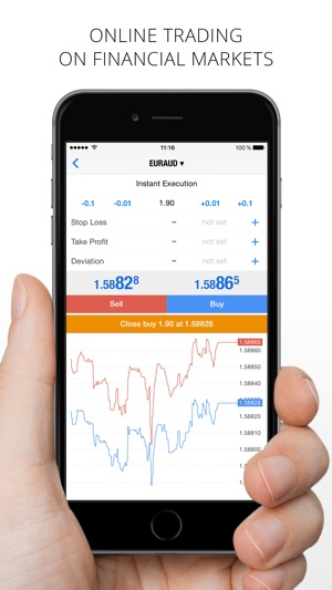 Apple watch forex app