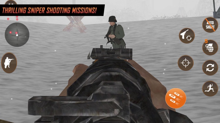 Frontline Shooter Strike: War