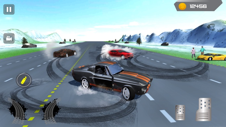 Car Drifting لعبة سيارات هجوله screenshot-3