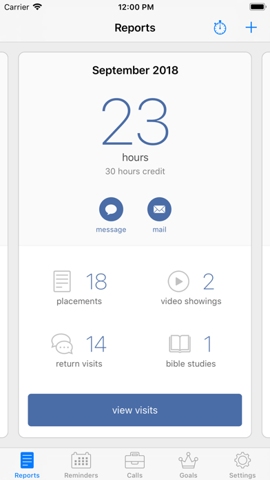 Top 10 Apps like MyTime – Jehovah's Witnesses in 2019 for