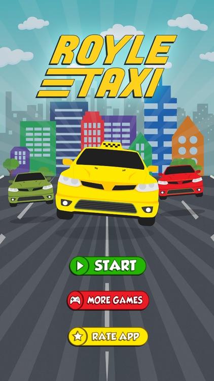 Royle Taxi Ride Highway Crash screenshot-4