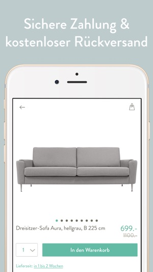 Westwing Home Living Im App Store