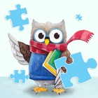 Owl Jigsaw Puzzle Learning icon
