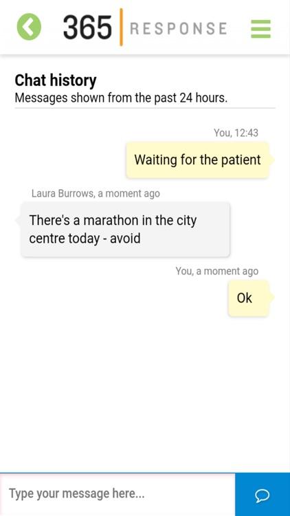 HealthCab screenshot-3