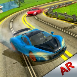 AR Car Drift Racing- Car Race