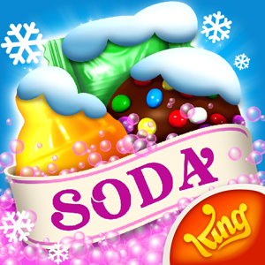 Candy Crush Soda Saga - Games app