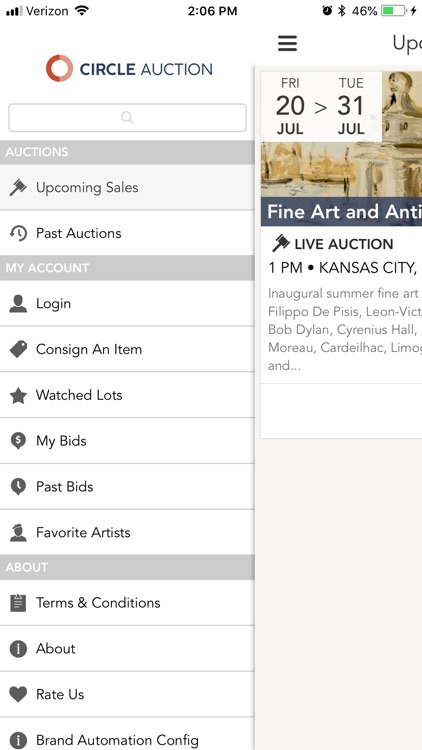 Circle Auction: Bid + Sell screenshot-4