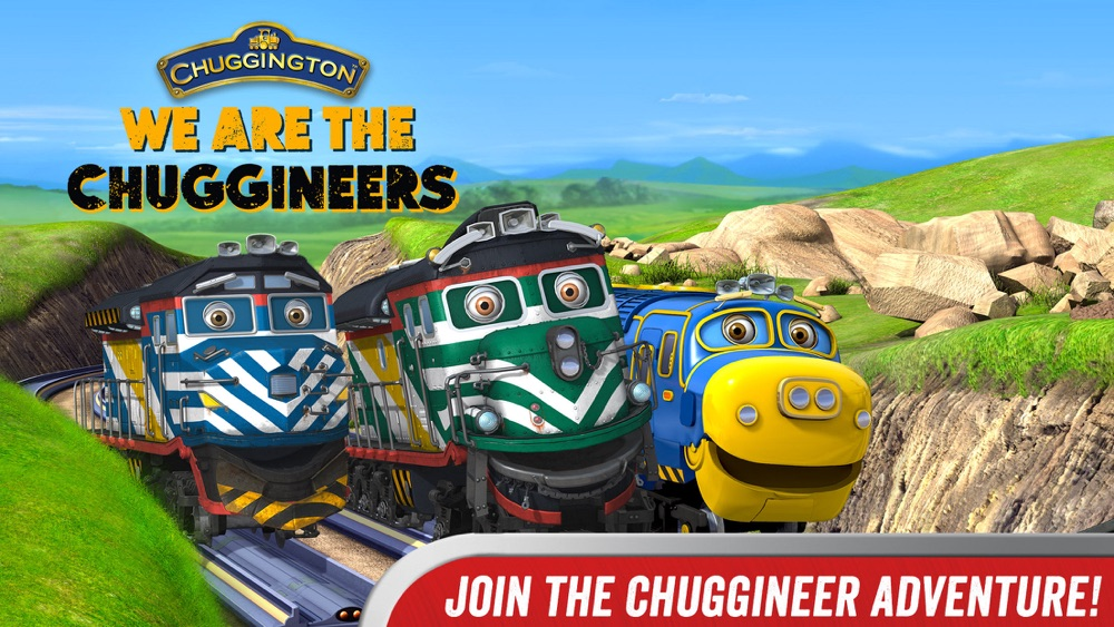 Chuggington ~ We are the Chuggineers Cheat Codes