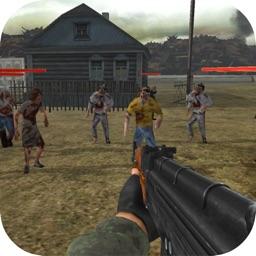 Shoot Zombie Combat