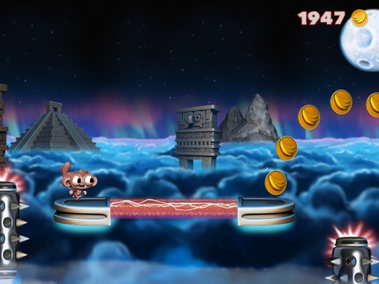 Dare the Monkey: Go Bananas! screenshot 7