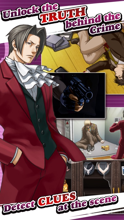 Ace Attorney INVESTIGATIONS screenshot-1