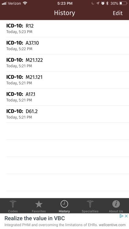 ICD-10 Premier  2018 screenshot-6