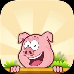 Pig Rescue Bubble Shooter
