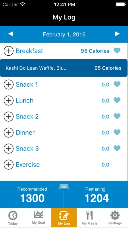 GenoVive Diet and Fitness Tracker