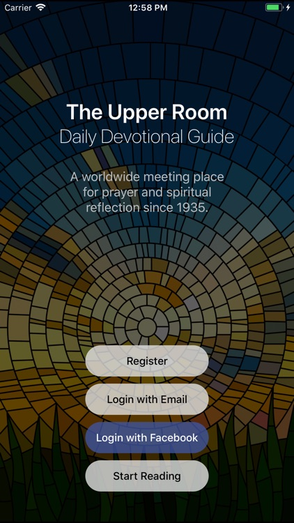 Upper Room Daily Devotional