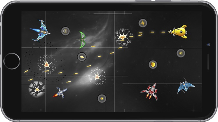 Space Shooter 360° screenshot-4