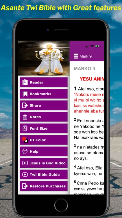 Twi Bible Asante screenshot-4