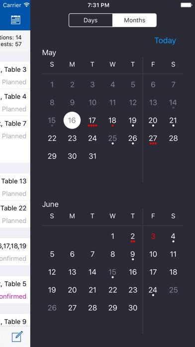 eTender - ションブックアプリのスクリーンショット4