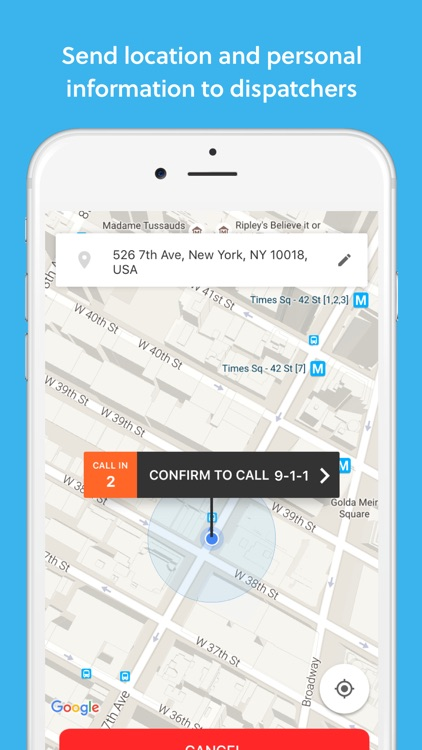 RapidSOS Haven - Emergency App