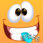 CrazyJokes FREE - Lots of Jokes for your iPhone icon