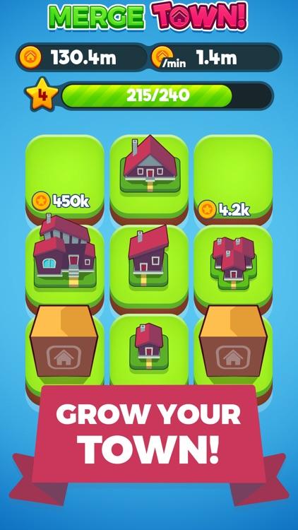 Merge Town! screenshot-3