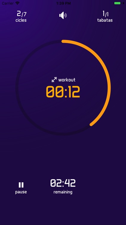 Workout Sport Timer screenshot-1