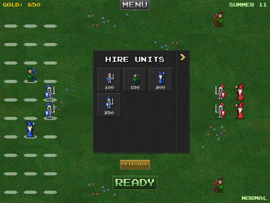 Screenshot #5 pour 8bitWar: Origins