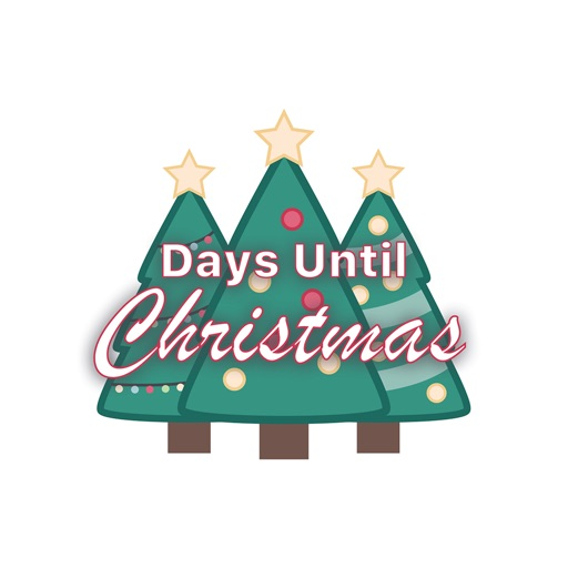 Days Until Christmas Stickers
