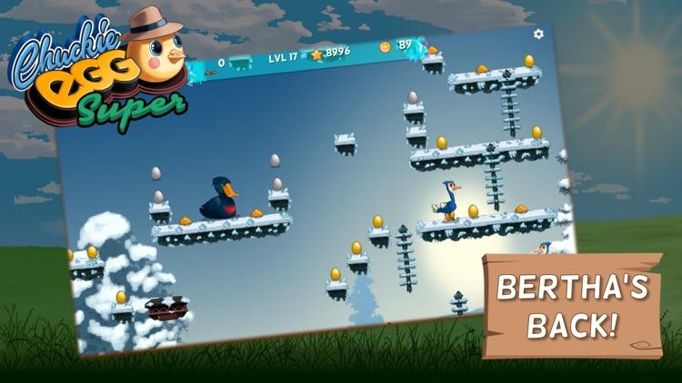 Super Chuckie Egg screenshot-4