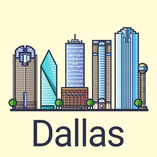 Dallas Travel Guide Offline