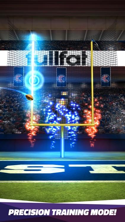 Flick Field Goal 18 screenshot-4